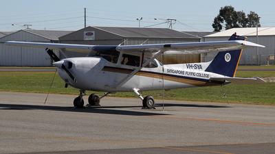 A picture of VHSYA - Cessna 172R Skyhawk - [17280345] - © Brenden