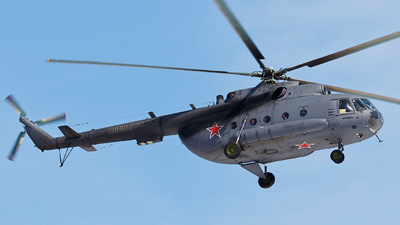 RF-19030 - Mil Mi-8MTV Hip - Russia - Air Force