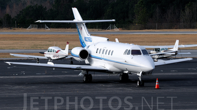 N225BJ - Hawker Siddeley HS-125-700A - Private