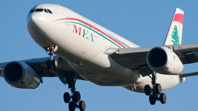 F-ORMA - Airbus A330-243 - Middle East Airlines (MEA)