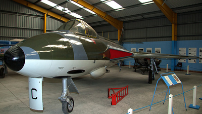 WT651 - Hawker Hunter F.1 - United Kingdom - Royal Air Force (RAF)