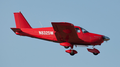 A picture of N8325W - Piper PA28180 - [282502] - © Jens Weigandt