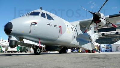 ARC803 - CASA CN-235MPA - Colombia - Navy
