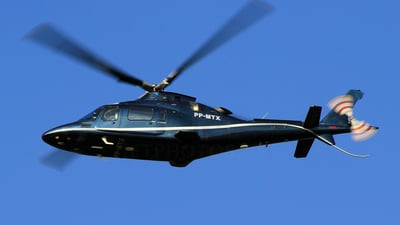 PP-MTX - Agusta A109E Power Elite - Private