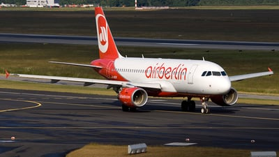 D-ABGP - Airbus A319-112 - Air Berlin