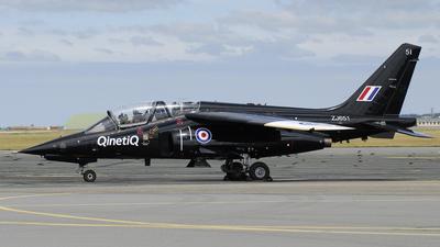 ZJ651 - Dassault-Breguet-Dornier Alpha Jet A - United Kingdom - QinetiQ
