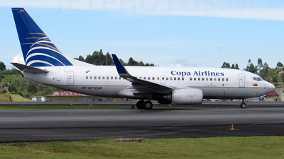 HP-1371CMP - Boeing 737-7V3 - Copa Airlines Colombia
