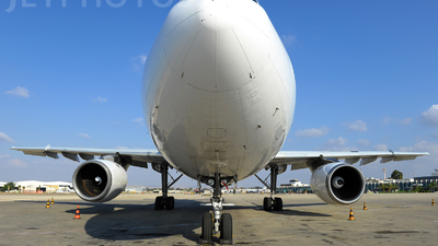 A picture of TCMNU - Airbus A300B4203F - [047] - © 4x6zk-AirTeamImages