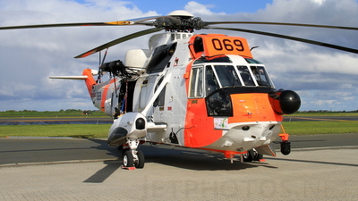 069 - Westland Sea King Mk.43B - Norway - Air Force