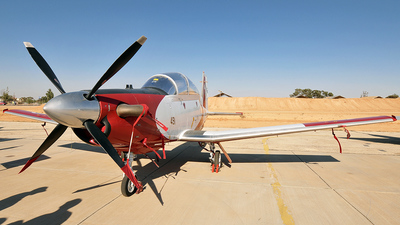 491 - Raytheon T-6A Efroni - Israel - Air Force