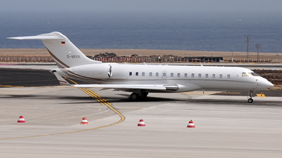 D-ARYR - Bombardier BD-700-1A10 Global Express - Private
