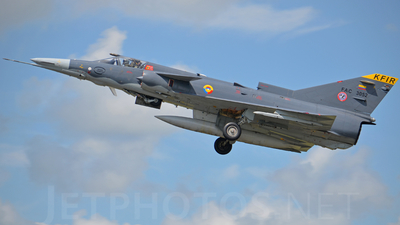 FAC3052 - IAI Kfir C7 - Colombia - Air Force