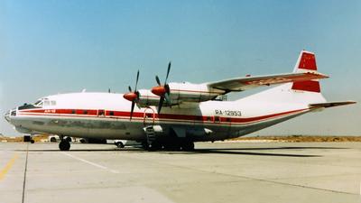 RA-12953 - Antonov An-12B - Aeroflot