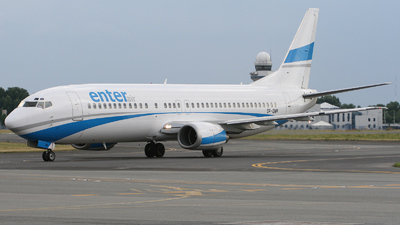 SP-ENH - Boeing 737-405 - Enter Air
