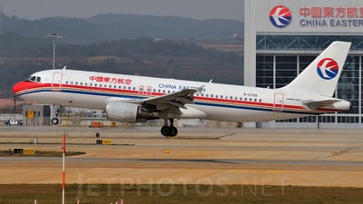 B-6756 - Airbus A320-214 - China Eastern Airlines