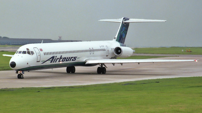 G-TTPT - McDonnell Douglas MD-83 - Airtours International Airways