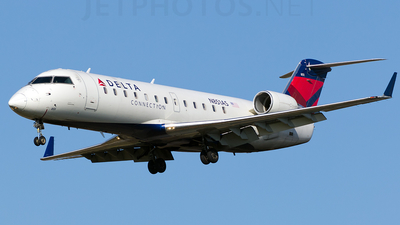 N851AS - Bombardier CRJ-200ER - Delta Connection (ExpressJet Airlines)