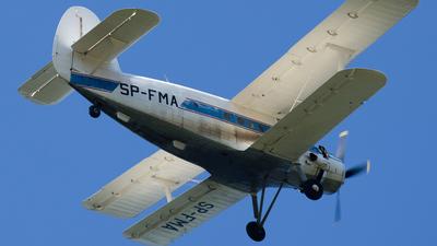 SP-FMA - PZL-Mielec An-2 - Aero Club - Bydgoski