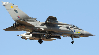 ZD790 - Panavia Tornado GR.4 - United Kingdom - Royal Air Force (RAF)