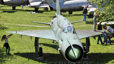 365 - Mikoyan-Gurevich MiG-21bis SAU Fishbed N - Bulgaria - Air Force