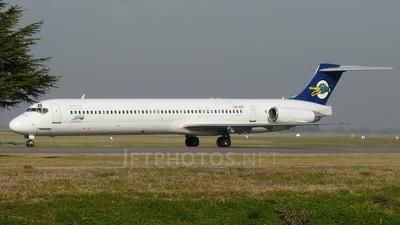 LV-CIT - McDonnell Douglas MD-83 - Leal Líneas Aéreas