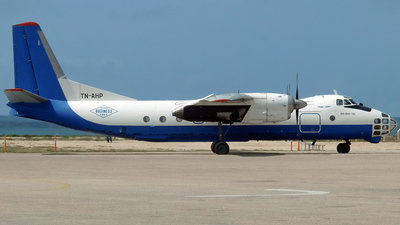 TN-AHP - Antonov An-30 - Aero Business Fret