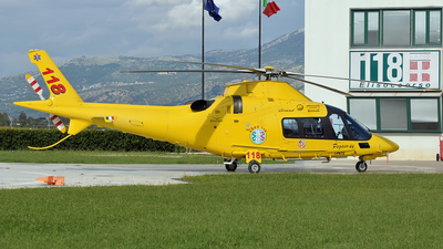 I-PNTE - Agusta A109S Grand - Elitaliana