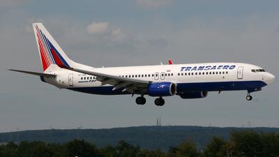 EI-UNK - Boeing 737-86J - Transaero Airlines
