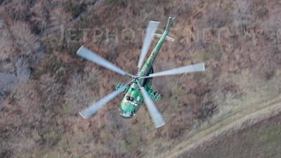 418 - Mil Mi-17 Hip - Bulgaria - Air Force