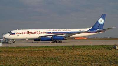 ZS-OSI - Douglas DC-8-62(F) - Stars Away Aviation