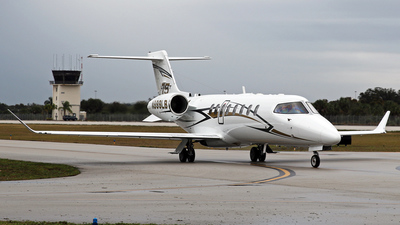 N999LB - Bombardier Learjet 75 - Private