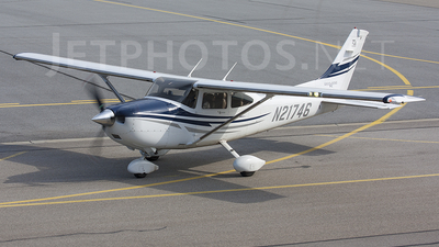 A picture of N21746 - Cessna T182T Turbo Skylane - [T18208462] - © Marc Ulm