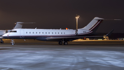 N6D - Bombardier BD-700-1A10 Global Express - Private