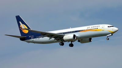 VT-JGT - Boeing 737-85R - Jet Airways