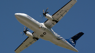 YR-ATC - ATR 42-500 - Tarom - Romanian Air Transport