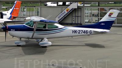 A picture of HK2746G - Cessna T182 Skylane - [C18267866] - © Julian Gíl.