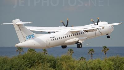 4X-AVT - ATR 72-212A(500) - Arkia Israeli Airlines