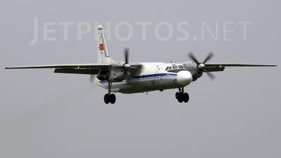 286 - Antonov An-26 - Vietnam - Air Force