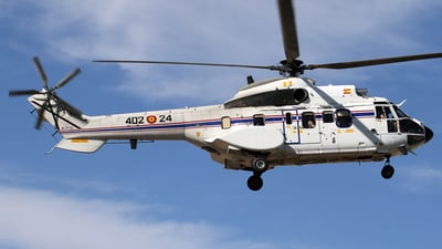 HT.27-01 - Eurocopter AS 532UC Cougar - Spain - Air Force