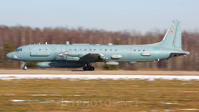 - Ilyushin Il-20M - Russia - Air Force