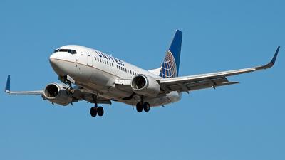 N14629 - Boeing 737-524 - United Airlines
