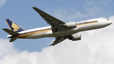 9V-SRG - Boeing 777-212(ER) - Singapore Airlines