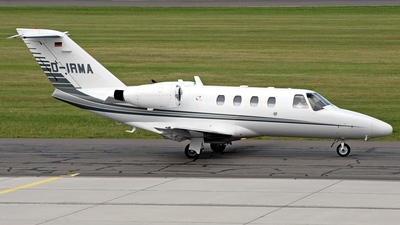 D-IRMA - Cessna 525 CitationJet 1 - Comfort Air