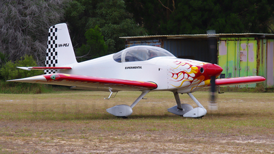 VH-PEJ - Vans RV-7A - Private