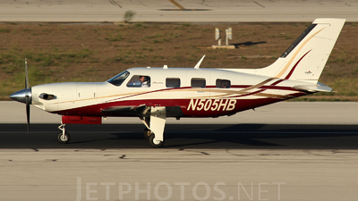 N505HB - Piper PA-46-500TP Malibu Meridian - Private