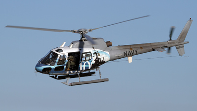 N22-024 - Eurocopter AS 350BA Ecureuil - Australia - Royal Australian Navy (RAN)