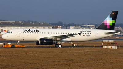 D-AXAB - Airbus A320-233 - Volaris