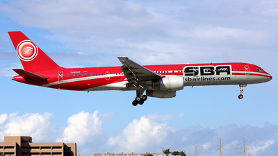 YV450T - Boeing 757-236 - SBA Airlines