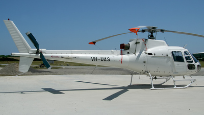 VH-UAS - Aérospatiale AS 350BA Ecureuil - Universal Aviation Services
