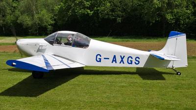 A picture of GAXGS - Druine CondorD.62B - [RAE638] - © Brian Whitelegg